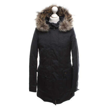 Peuterey Parka in black