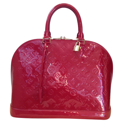 "Louis Vuitton ""Alma GM Monogram Vernis"""