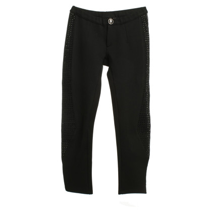 Philipp Plein Pants in Black