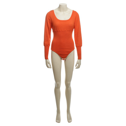 Christian Dior Wool body in Orange