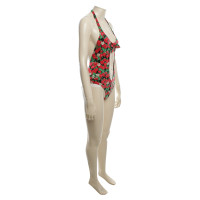 Dolce & Gabbana Swimsuit with strawberry print