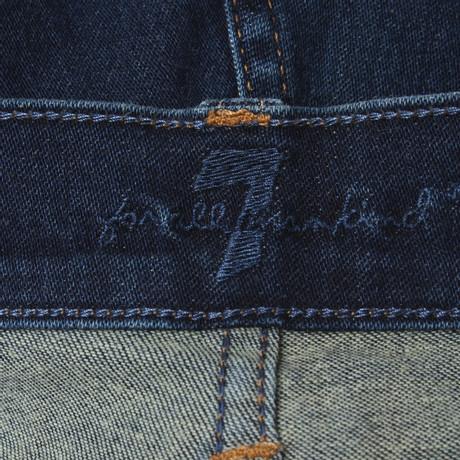 For 7 Blau in Blau Jeans 7 Skinny Mankind For All Eqwqrx64