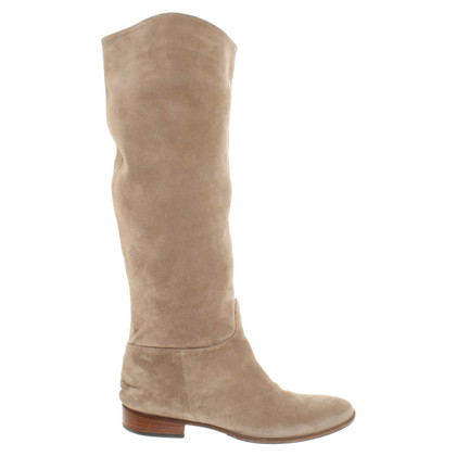 Max Mara Suede boots