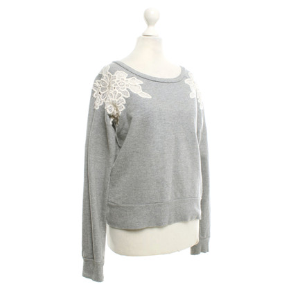 French Connection Top in grigio