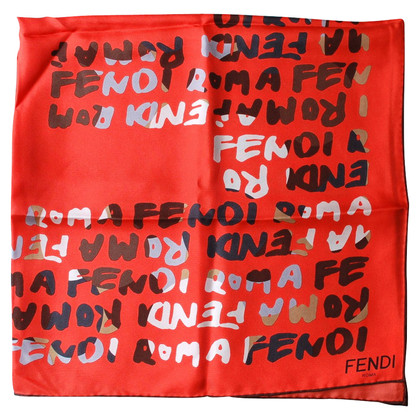 Fendi Fendi Zijden sjaal