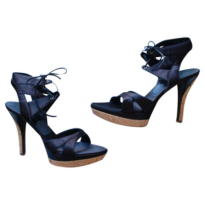 Casadei Casadei Silk Pumps