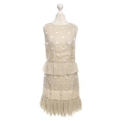 Red Valentino Dress with flounces