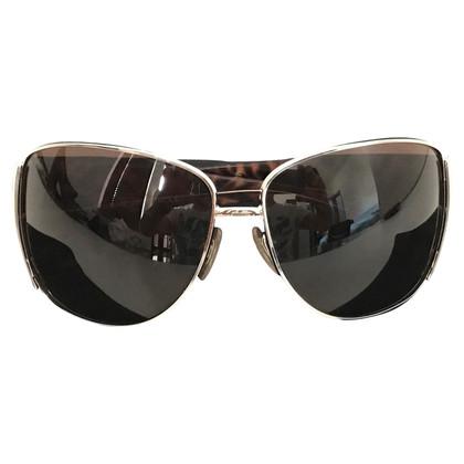 Dolce & Gabbana Sunglasses with leopard pattern