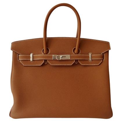 """Hermès """"Birkin Bag 35"""" from Togoleder"""