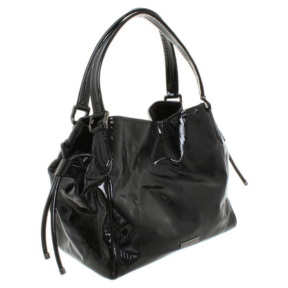Burberry Handbag made of patent leather