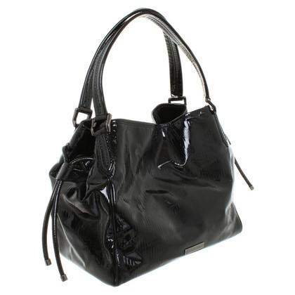 Burberry Handtasche aus Lackleder