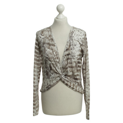 Marc Cain Top met animal print