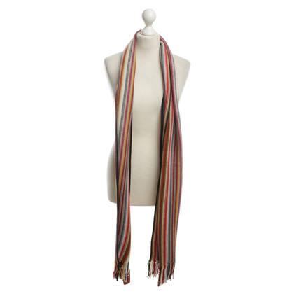 Missoni Scarf with stripes