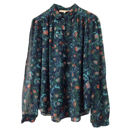 Vanessa Bruno floral blouse
