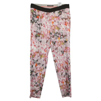 Luisa Cerano L. cerano trousers flowered