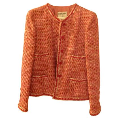 Chanel giacca Chanel Tweed