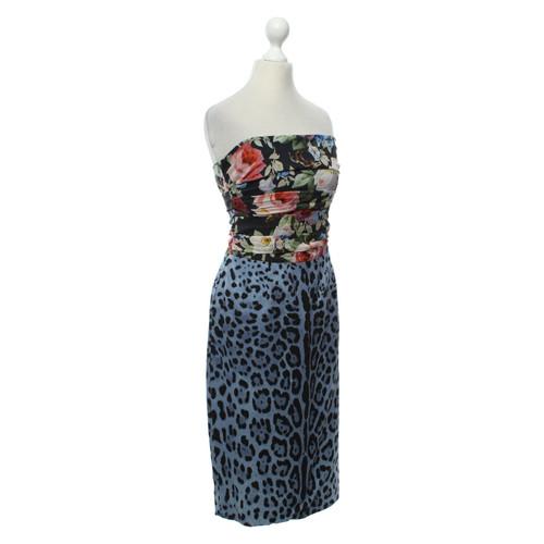 da109813 Dolce & Gabbana Dress with silk share - Second Hand Dolce & Gabbana ...