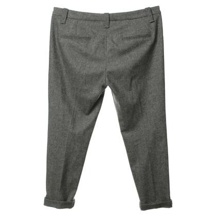 Brunello Cucinelli Mottled 3/4 pants