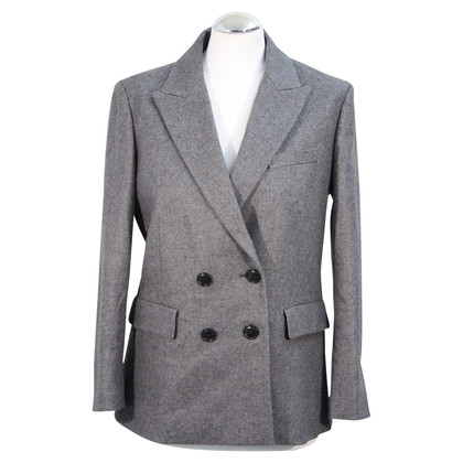 Closed Wool blazer in grey