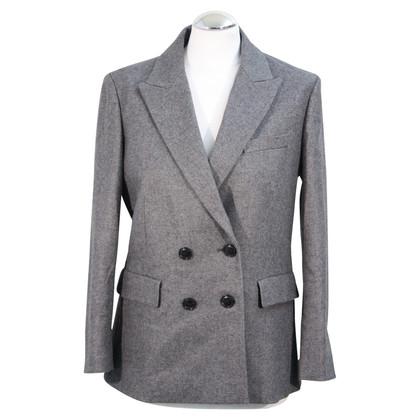 Closed Wool blazer in grijs
