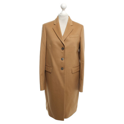 Paul Smith Coat in Camel