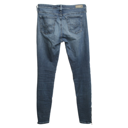 Adriano Goldschmied Jeans with zippers