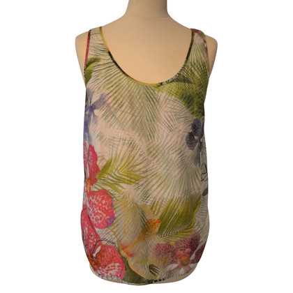 Boss Orange Top with floral pattern