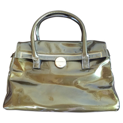 Bottega Veneta Patent leather handbag