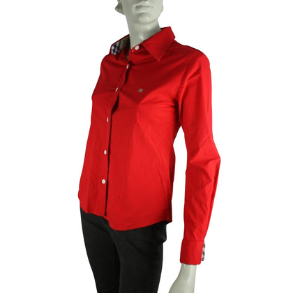Burberry Red blouse