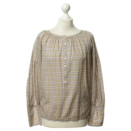 Drykorn Checkered blouse