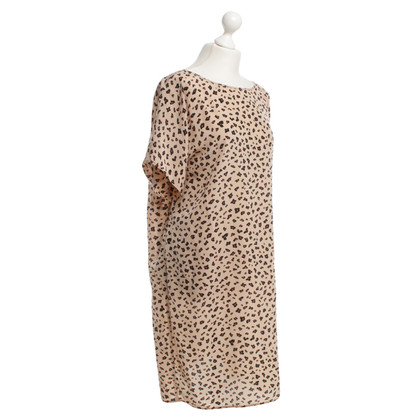 See by Chloé Abito con stampa animalier