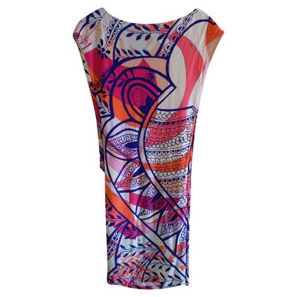 Emilio Pucci Kleid aus Seidenjersey