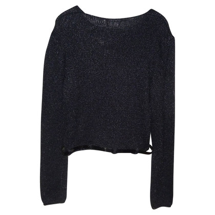 Chanel Sweater with silk content