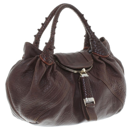 "Fendi ""Spy Bag"" in brown"