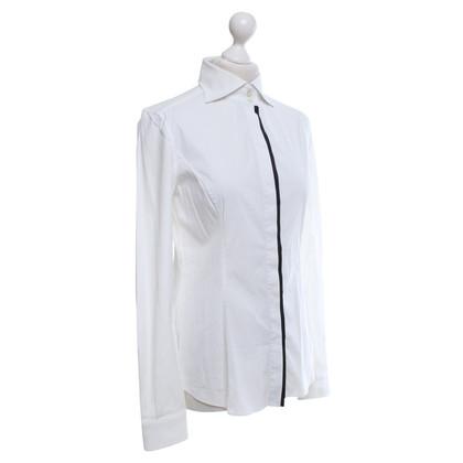 Dolce & Gabbana White shirt blouse
