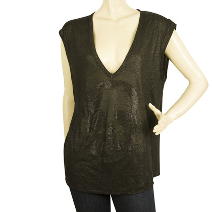 Zadig & Voltaire top with Skull motif