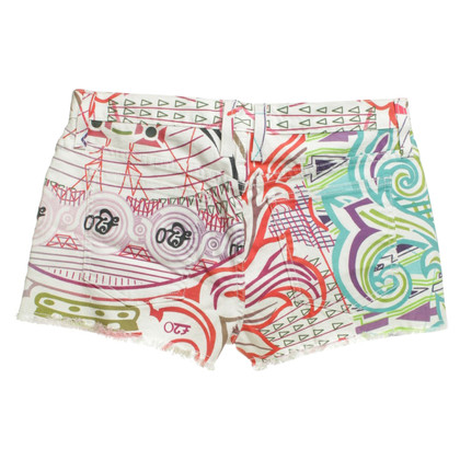 Mary Katrantzou Shorts aus Jeans