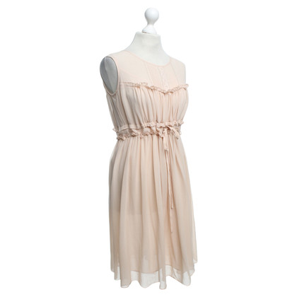 Vanessa Bruno Dress in Nude
