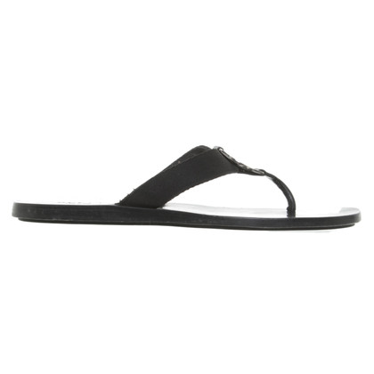 Gucci Toe separator in black