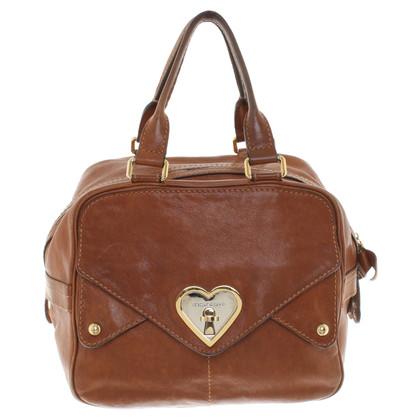 Dolce & Gabbana Handtasche in Hellbraun