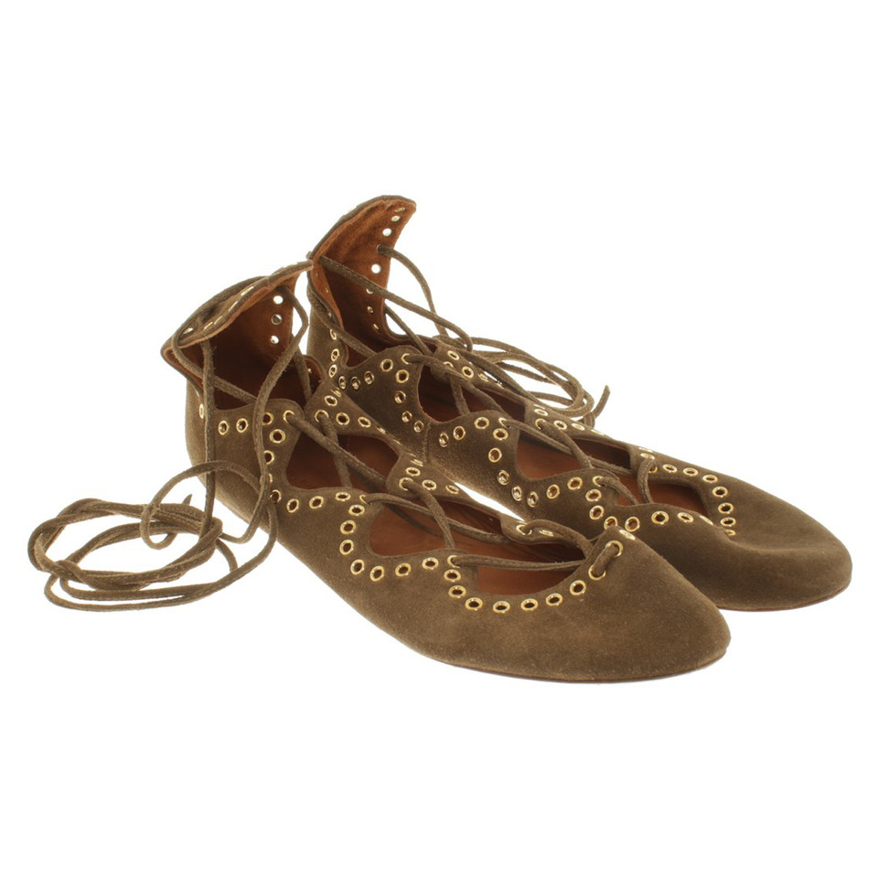 Isabel Marant Ballerinas with cords