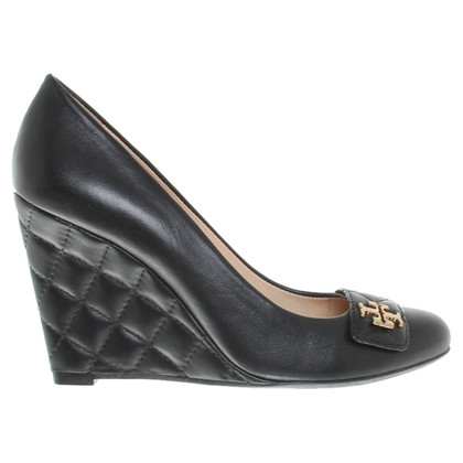 Tory Burch Wedges in black