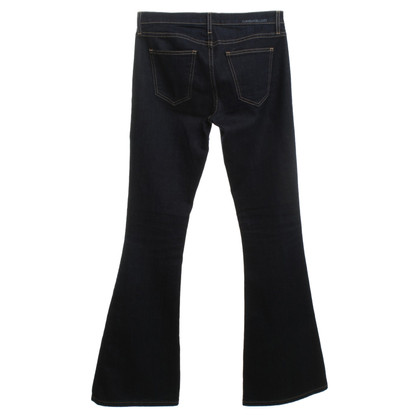 Current Elliott Jeans blu scuro