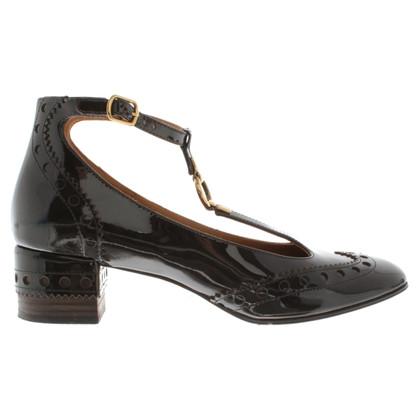 Chloé pumps patent leather