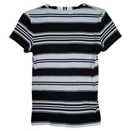Moschino Cheap and Chic Streifenshirt