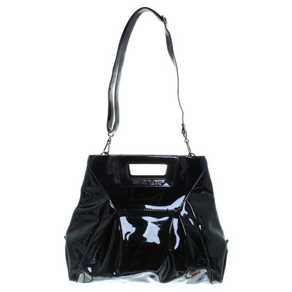 Armani Jeans Handbag in patent leather look