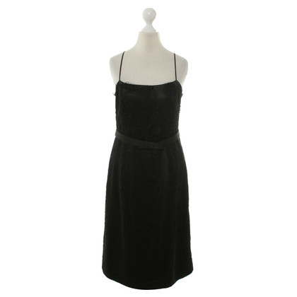 Armani Collezioni Black Lace dress