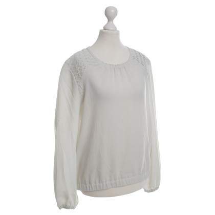 Isabel Marant Smocking blouse