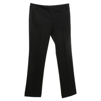 Hugo Boss Pantaloni classici in nero