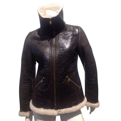 René Lezard Lambskin jacket